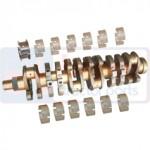 arbore motor  CASE 1-45NU.01, 25/1-45, 3059514R1, 3136036R93, 3136036R95